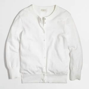 J. Crew Factory Clare Cardigan Sweater #14041